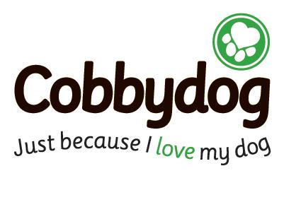 Cobbydog HeartPaw Logo